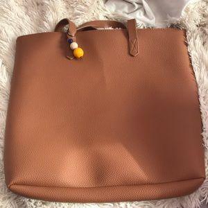 Handbags - Cognac tote
